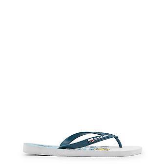 U.S. Polo Assn. Original Men Spring/Summer Flip Flops - White Color 31539