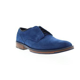 Camper Deia hombres azul ante Casual encaje Hasta Oxfords zapatos