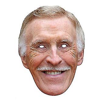 Bruce Forsyth Celebrity Single Card Party Fancy Dress Mask