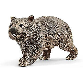 Schleich 14834 Wombat de Vida Silvestre