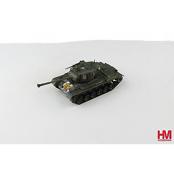 HobbyMaster Hobby Master HG3705 1:72 US M46 PAtton Medium Tank -64th Battalion Spring 1951
