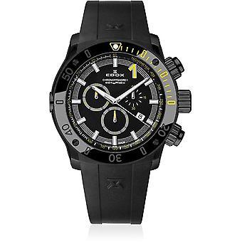 Edox - Wristwatch - Men - CO-1 - Chronograph - 10221 37N NINJ