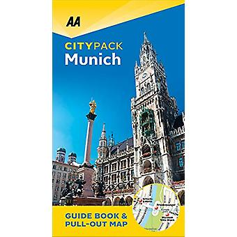 Munich - AA CityPack - 9780749581794 Book