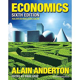 Economics by Alain Anderton - 9780993133107 Book