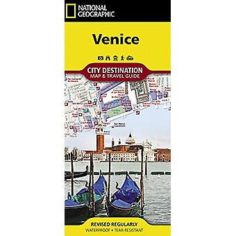 Venice - Destination City Maps by National Geographic Maps - 978156695