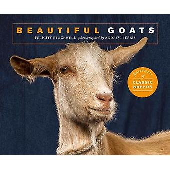 Beautiful Goats - Portraits of champion breeds by Felicity Stockwell -