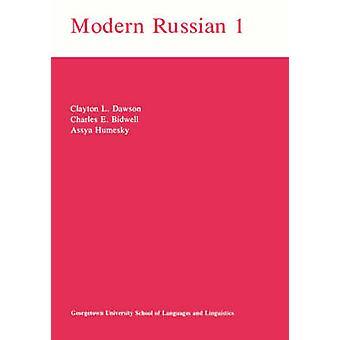 Moderne russische - BK 1 durch Clayton L. Dawson - Vesna Cicin-Sain - Assya