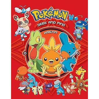 Pokemon Seek and Find - Hoenn by Viz Media - 9781421598123 Book