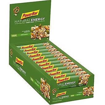 PowerBar Natural Energy Cereal Bar 24 Bars