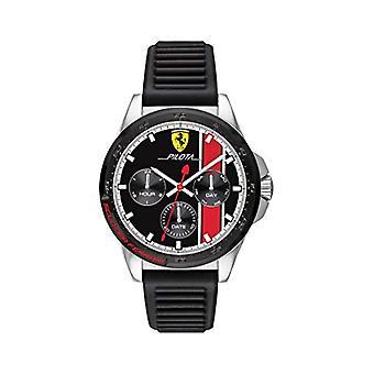 Scuderia Ferrari Clock Man ref. 0830661