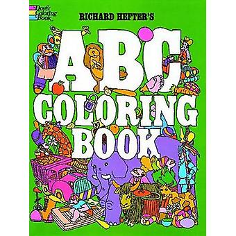 ABC Coloring Book by Richard Hefter - 9780486229690 Book