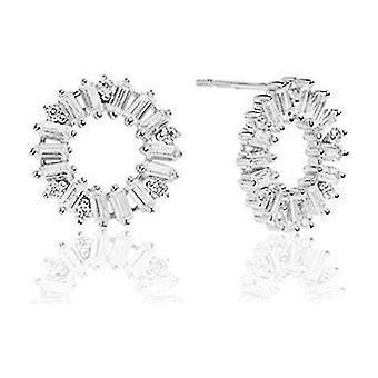 Sif Jakobs Earrings Antella Circolo SJ-E0324-CZ
