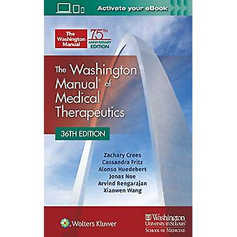 The Washington Manual of Medical Therapeutics Paperback by Dr. Zachar
