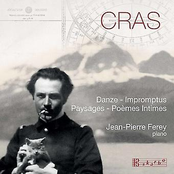 Jean / Jean-Pierre - Jean Cras: Works for Piano [CD] USA import