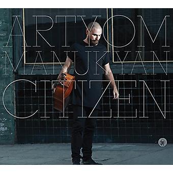 Citizen [CD] USA import
