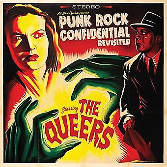 Queers - Punk Rock Confidential Revisited [CD] USA import