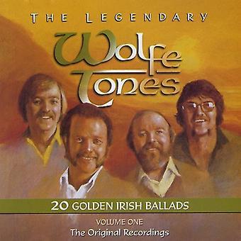 Wolfe Tones - Vol. 1-Legendary Wolfe Tones [CD] USA import
