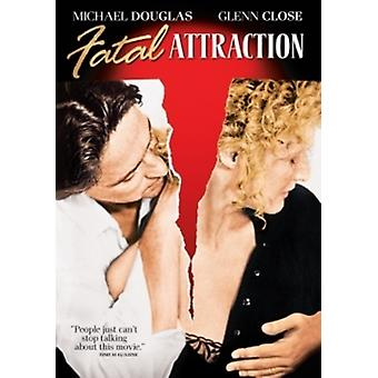 Fatal Attraction [DVD] USA import
