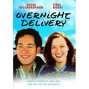 Overnight Delivery [DVD] USA import
