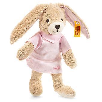 Steiff Baby Hoppel Rabbit pink 20 cm