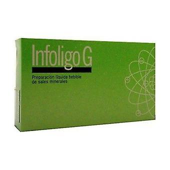 Infoligo G 20 ampoules of 5ml