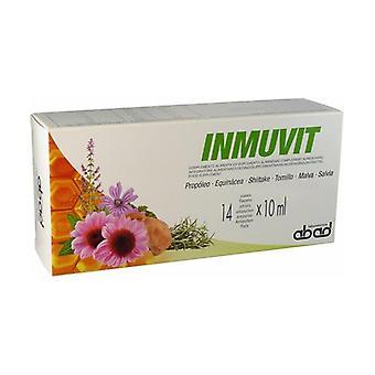 Inmuvit (wcześniej Panakibiotic) 14 fiolki po 10ml