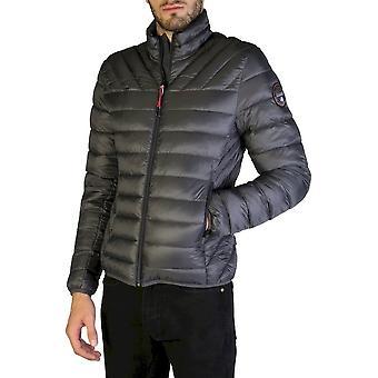 Napapijri - Clothing - Jackets - AERONS_N0YI4Y198 - Men - dimgray - S