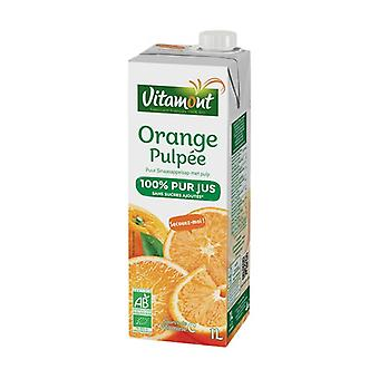 Pure pulped Orange juice 1 L