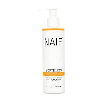 Softening body lotion 200 ml