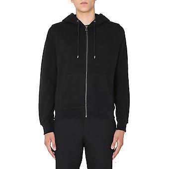 Belstaff 71130609j61n013390000 Men's Black Cotton Sweatshirt