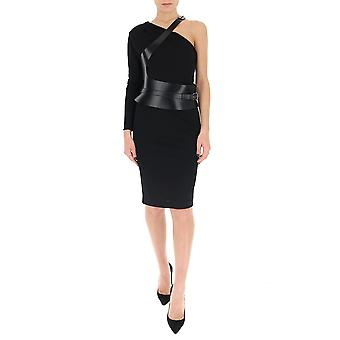 Tom Ford Abj379fax613lb999 Women-apos;s Robe Viscose noire