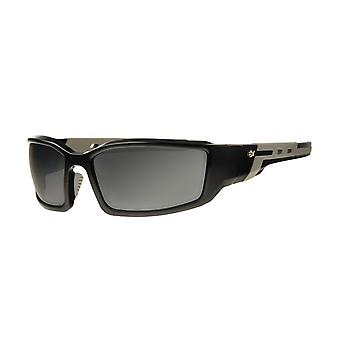 Sunglasses Unisex sport glasses black/grey Polrx7021