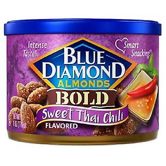Blue Diamond Mandeln Fett Sweet Thai Chili