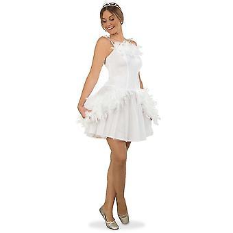 Biały łabędź damski kostium prima baleriny balet kostium damski