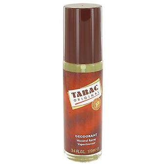 Tabac Deodorant Spray (Glass Bottle) By Maurer & Wirtz 3.3 oz Deodorant Spray