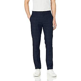 Brand - Goodthreads Men's Skinny-Fit Wrinkle Free Dress Chino Pant, Na...