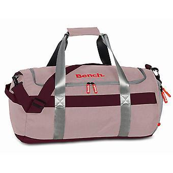 Penkki Travel urheilulaukku 47 cm, roosa