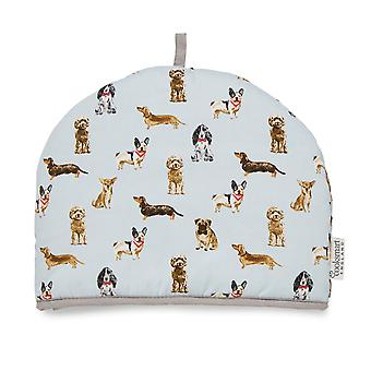 Cooksmart Curious Dogs Tea Cosy