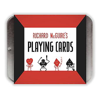 Richard McGuires Playing Cards by Illustrated by Richard McGuire