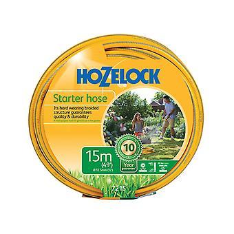 Hozelock Starter Hose 15m 12.5mm (1/2in) Diameter HOZ7215