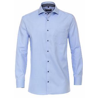 CASA MODA Casa Moda Fine Rib Cutaway Collar Formal Shirt