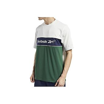 Reebok Linear Tee FT7339 universal summer men t-shirt