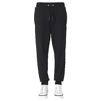 Mcq Door Alexander Mcqueen 406536rnt291000 Men's Black Cotton Joggers