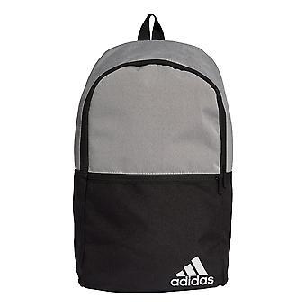 adidas Daily II School Sports Gym Backpack Rucksack Bag Grey/Black