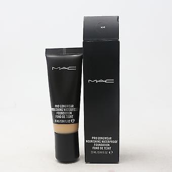 Mac Pro Longwear Nutrir Waterproof Foundation 0.84oz/25ml nuevo con caja