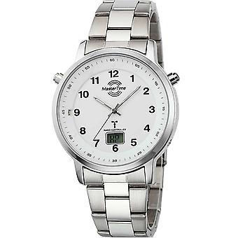 Mens Watch Master Time MTGA-10696-22M, Quartz, 45mm, 5ATM