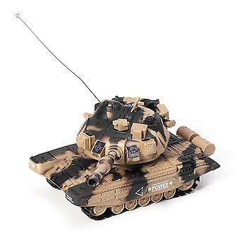 1:32 Rc War Tank- Tactical Vehicle Main Battle militära fjärrkontroll Tank