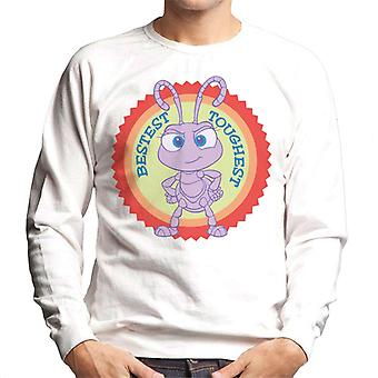 Pixar A Bug's Life Dot best Toughest Men's Sweatshirt