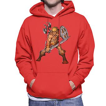 Masters Of The Universe He Man Armoured Men's Hooded Sweatshirt