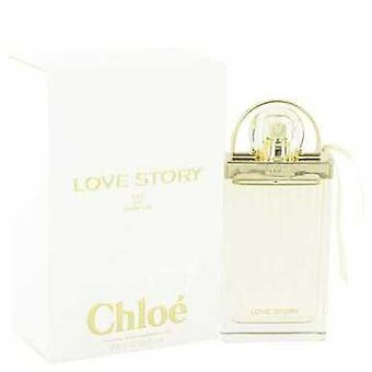 Chloe Love Story By Chloe Mini Edp 0.25 Oz (women) V728-552994